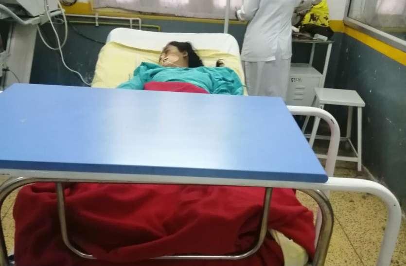 उपचार के दौरान नवजात की मौत माँ लड़ रही जीवन का जंग, पेंड्रा रोड में रेलवे ट्रैक पर घायल मिली थी महिला