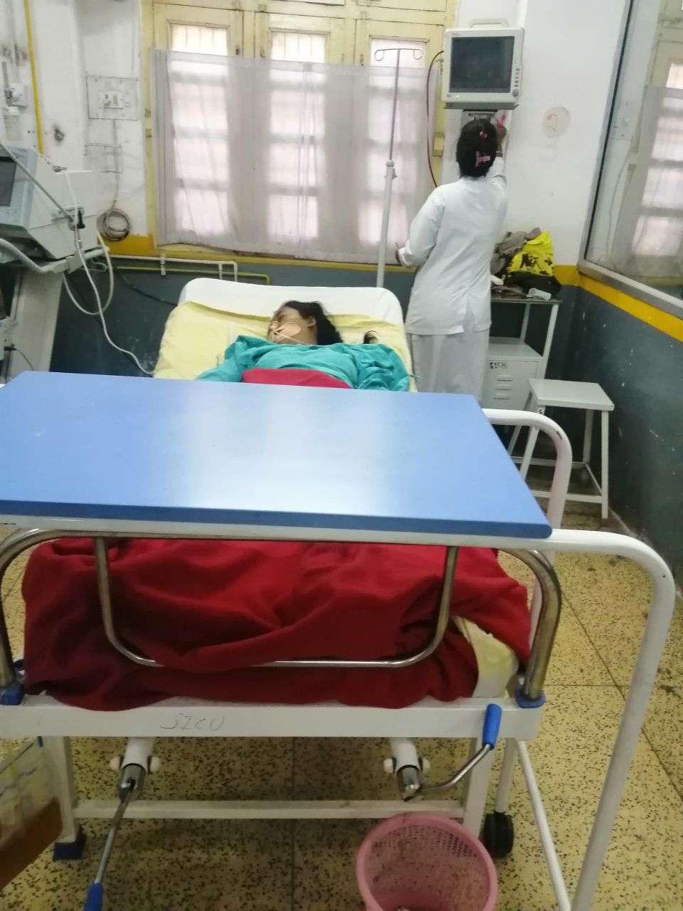 Newborn death of an unknown pregnant woman