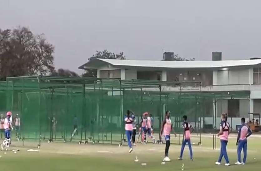 आइपीएल में छह में से पांच मैच हार चुका राजस्थान