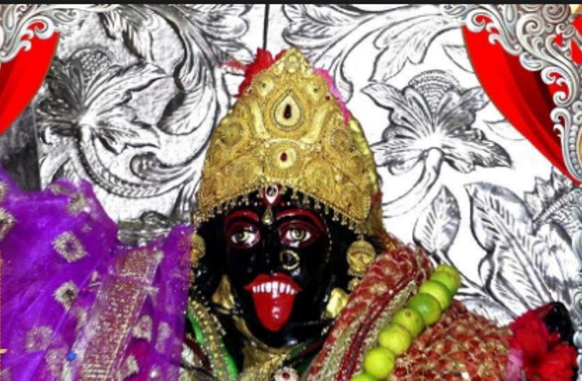 आकाशवाणी चौक स्थित काली माता मंदिर से जुड़ी है कई मान्यताएं