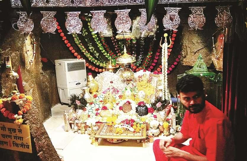 मालाड में है माता वैष्णो देवी का दिव्यधाम