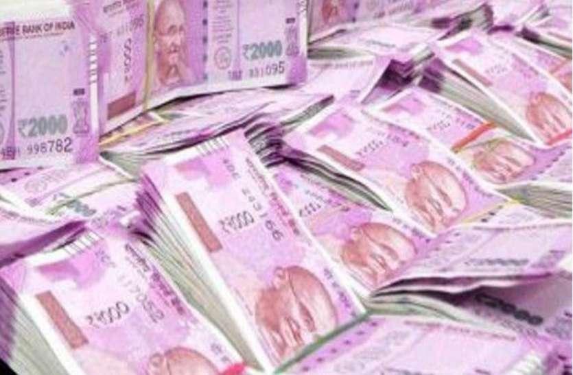 तारकेश्वर: कार से एक करोड़ रुपए जब्त