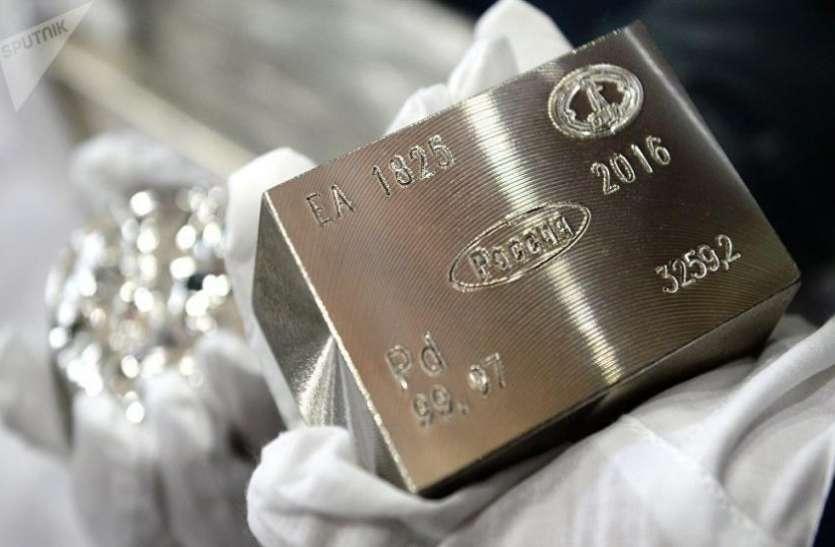 सोना नहीं बल्कि फीकी पड़ सकती है पैलेडियम की चमक, इस काम के लिए सबसे अधिक होता है उपयोग