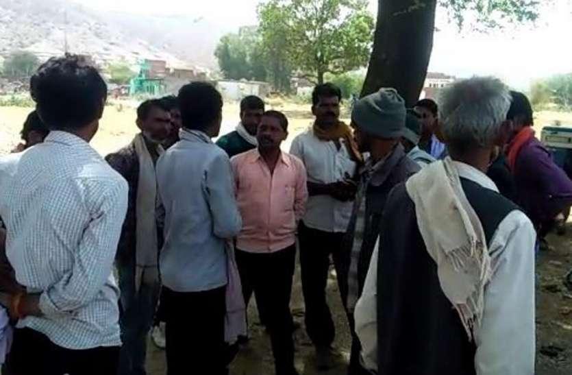 मामूली विवाद में मासूम की हत्या के बाद गांव में तनाव, मां भी गंभीर
