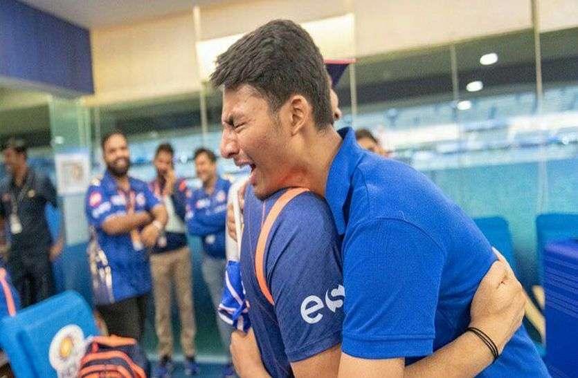 VIDEO टीम इंडिया के स्टार खिलाडि़य़ों से गले मिल फफक कर रो पड़ा ये प्रदेश का यह विनर, यहां पढ़े पूरी दास्ता