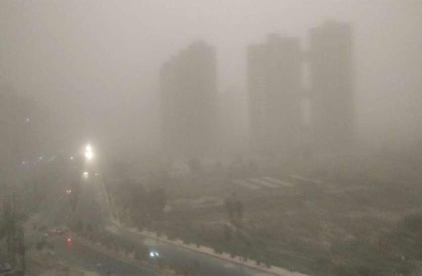 मौसम विभाग का अलर्टः दिल्ली-एनसीआर समेत कई इलाकों में चलेगी धूलभरी आंधी, बरसेंगे बदरा