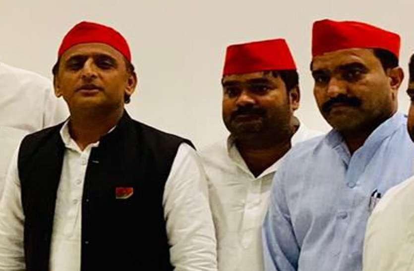 Lok sabha election 2019 : डकैत ददुआ के बेटे को समाजवादी पार्टी ने दिया खजुराहो से टिकट