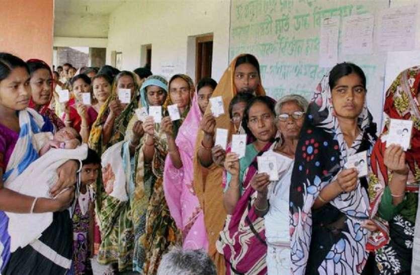 पश्चिम बंगाल में पहले चरण में 18 उम्मीदवारों का भाग्य निर्धारण