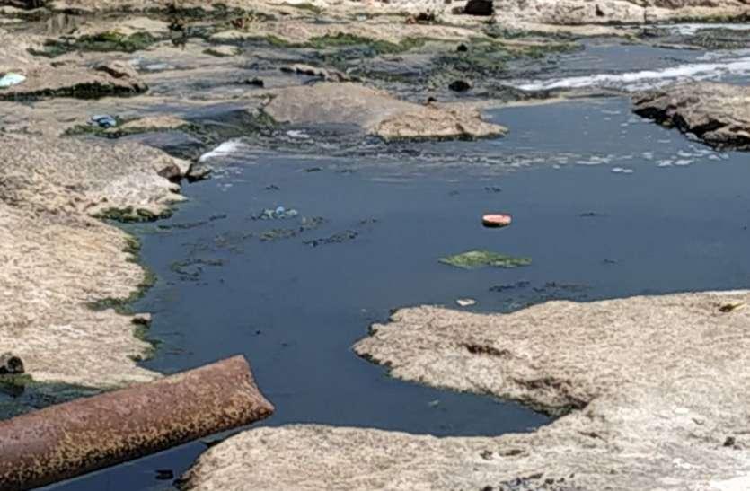 पानी नहीं छोड़ा गया तो इस शहर में मच सकती है त्राहि-त्राहि