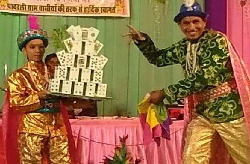 खेतलाजी मंदिर में हुए एक से एक जादूई करतब...पढ़ें पूरा समाचार