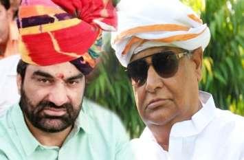 राजस्थान भाजपा उपाध्यक्ष ज्ञान देव आहूजा ने हनुमान बेनीवाल और किरोड़ी लाल को लेकर दिया बड़ा बयान