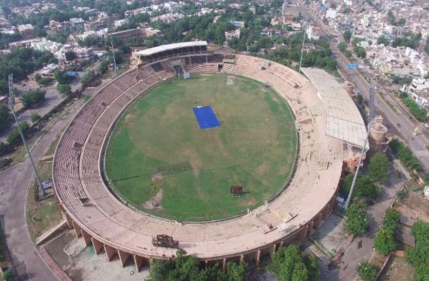 जयपुर में राजस्थान व मुम्बई के बीच आइपीएल मुकाबला कल