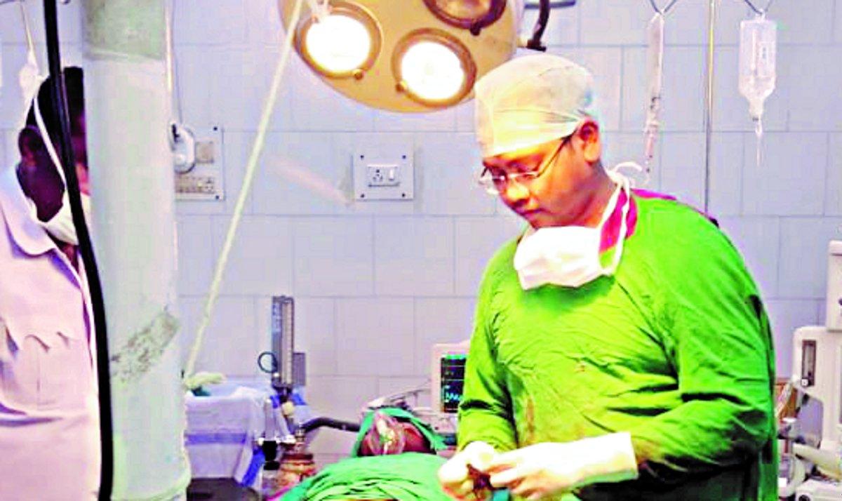 छिंदवाड़ा के डॉक्टरों ने रचा इतिहास