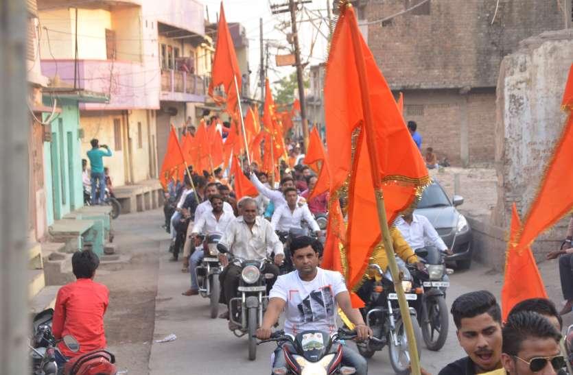 VIDEO महात्मा फुले की जयंती पर माली समाज ने निकाली वाहन रैली
