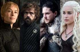 Game of Thrones में अपने पसंदीदा कैरेक्टर के बारे में नहीं जानते होंगे ये बात, एक सीजन में करते हैं इतनी कमार्इ
