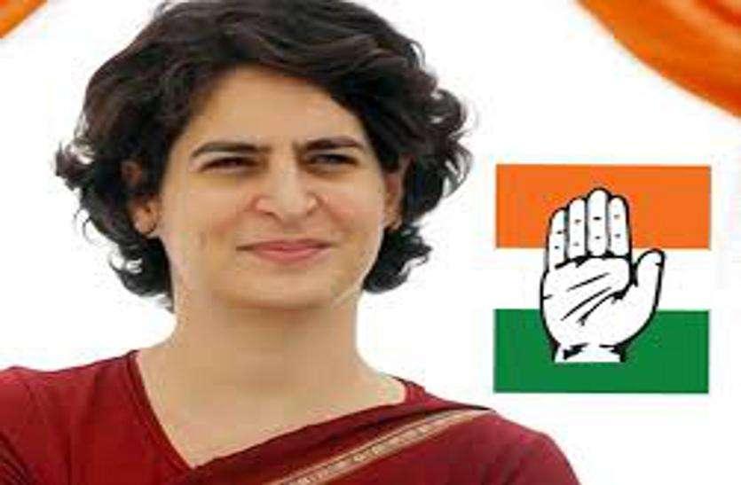 प्रियंका गांधी 18 को अम्बाजी से करेंगी चुनाव प्रचार का आगाज