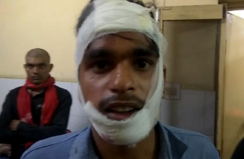 बीजेपी कार्यकर्ताओं ने महिला से की छेड़छाड़, भाई ने किया विरोध तो जमकर पीटा