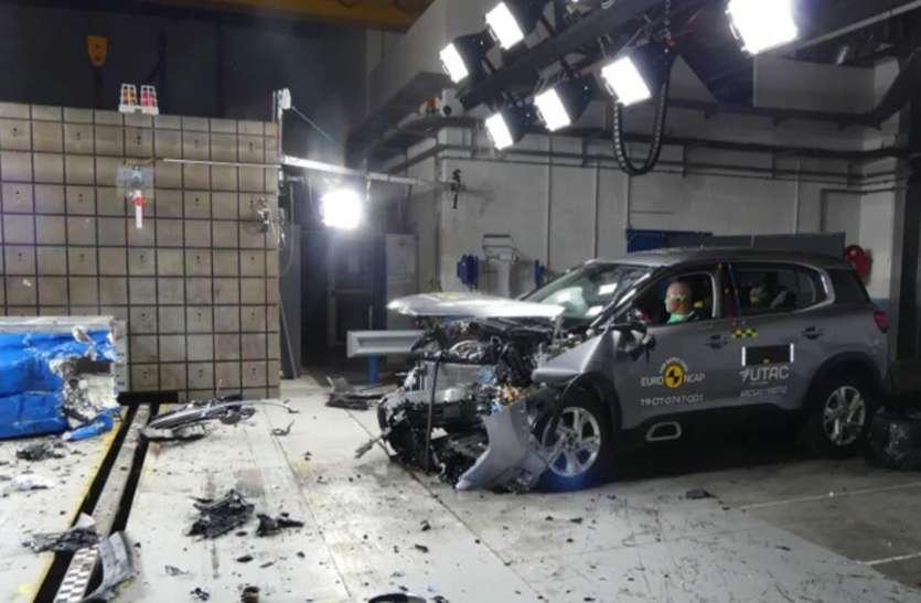 पैसा वसूल होगी Citroen C5 Aircross, क्रैश टेस्ट में हुआ खुलासा