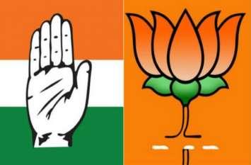 lok sabha elections 2019 : भाजपा-कांग्रेस ने खेले सबसे बड़े सियासी दांव