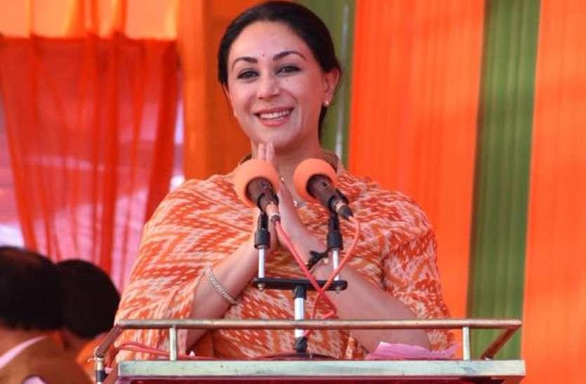 दीया कुमारी, सीपी जोशी को छोड़ सब 50 पार, चारों सीटों पर तीन प्रत्याशी एलएलबी