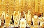 सोना 170 रुपए टूटकर एक सप्ताह के निचले स्तर पर, चांदी के दाम में 350 रुपए की गिरावट