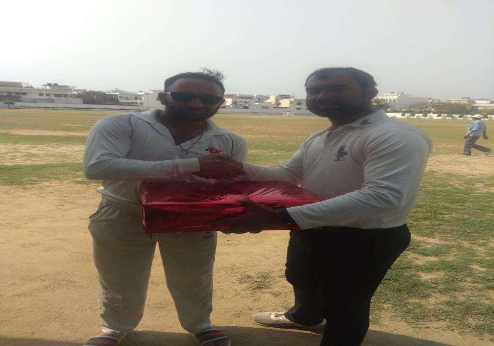 Sahni Memorial Senior Division Cricket Tournament