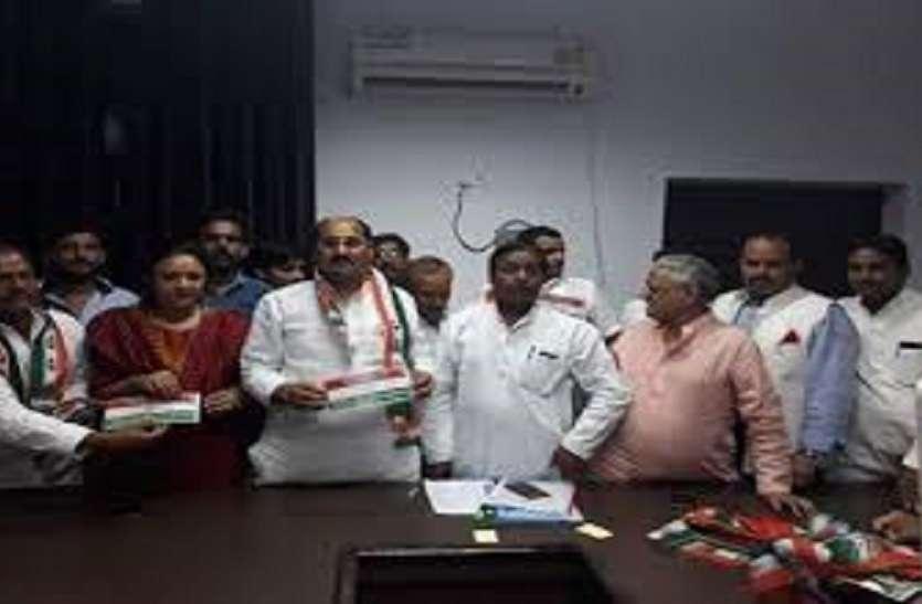 चार बार सांसद रहे बाहुबली रमाकांत यादव भाजपा छोड़ कांग्रेस में हुए शामिल, इस सीट से लड़ सकते हैं चुनाव