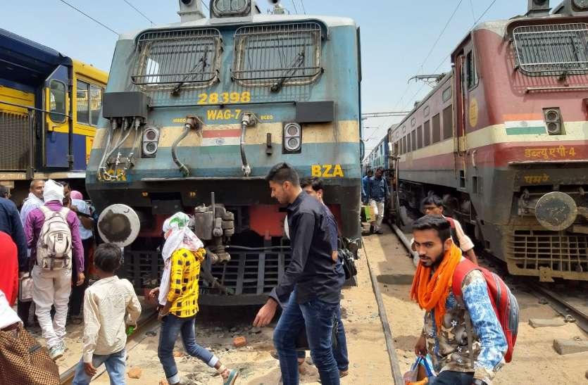 रिक्शा चालक स्टेशन के पास कर रहे यह गंदा काम, स्टेशन प्रबंधक ने उठाया यह कदम