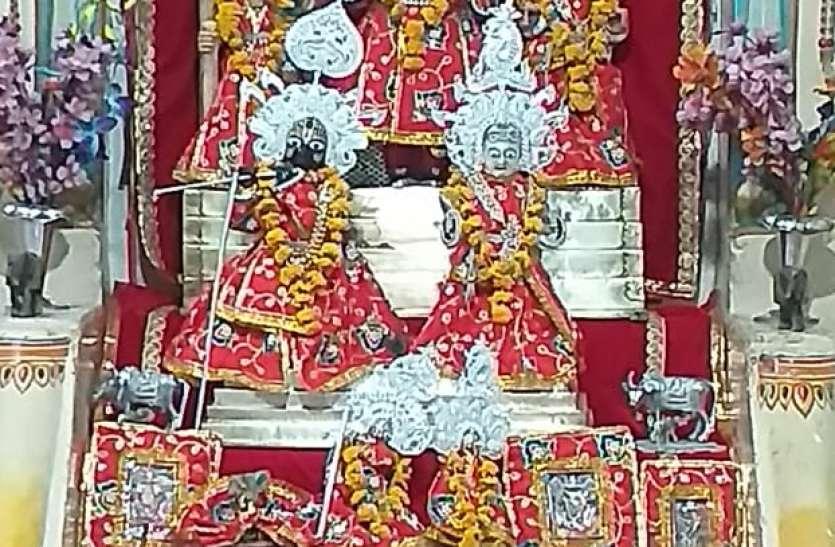 #राम नवमी पर खास खबर- लोगों की आस्था का प्रतीक है प्राचीन राम मंदिर