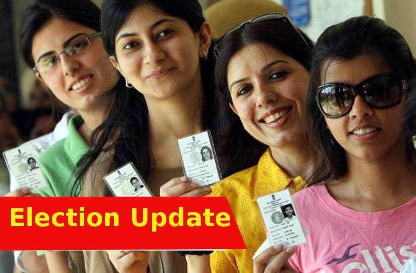 लोकसभा चुनाव 2019: मध्यप्रदेश में महिला वोटों पर कांग्रेस-भाजपा की नजर