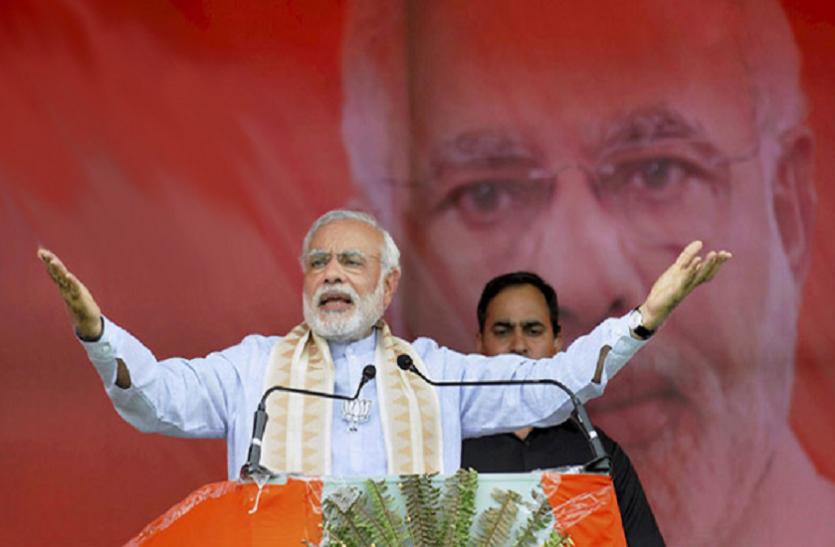 लोकसभा चुनाव 2019: PM मोदी आज तमिलनाडु और कर्नाटक में करेंगे रैली