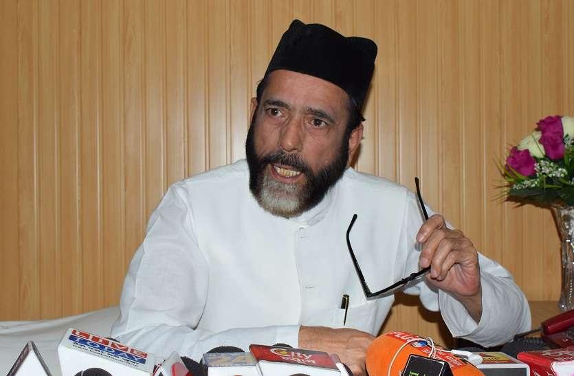 तौकीर रजा खान ने गठबंधन के समर्थन का किया ऐलान, अगले प्रधानमंत्री का नाम भी बताया