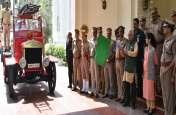 राज्यपाल ने 'अग्नि सुरक्षा सप्ताह' का शुभारम्भ किया