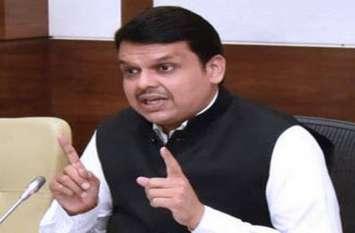 VIDEO: देवेंद्र फडणवीस ने राज ठाकरे पर कसा तंज, कहा- 'अशोक चव्हान जनसभा में किराए पर लाते हैं नेता'