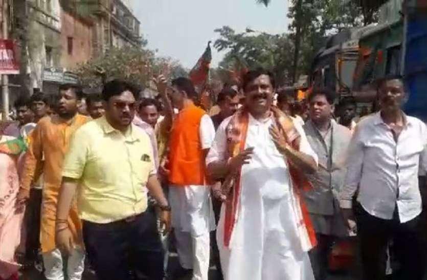 मतदान केन्द्रों के  ईर्द-गिर्द  धारा 144 लागू कर बंगाल में कराया जाए मतदान- राहुल