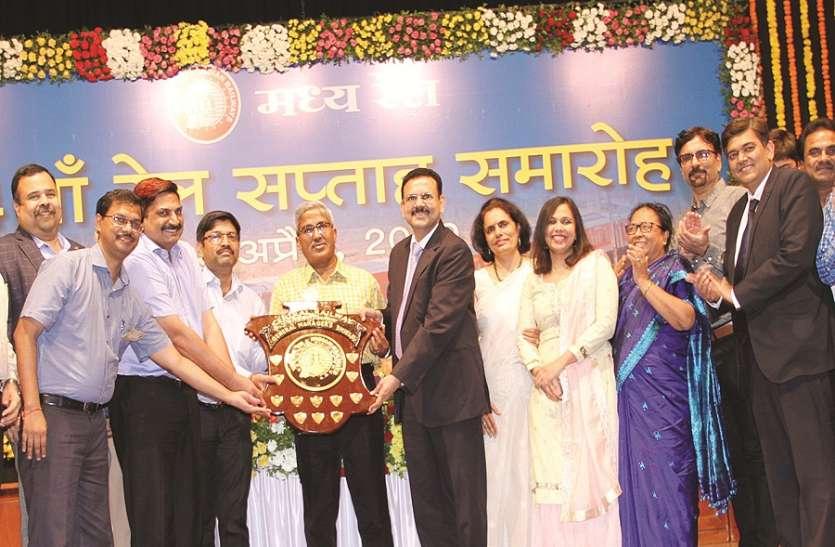 नौ साल बाद मुंबई डिवीजन रहा अव्वल