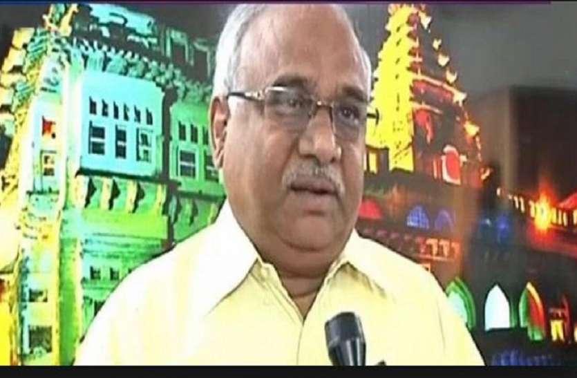 टीडीपी सांसद रविंद्र कुमार बोले, 'ईवीएम मुद्दे पर EC का हरि प्रसाद से बात न करना दुर्भाग्यपूर्ण'