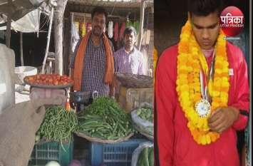 पिता बेचते हैं सब्जी, बेटे ने अंतर्राष्ट्रीय बाक्सिंग टूर्नामेंट में जीता खिताब