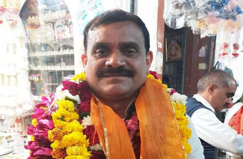 खजुराहो लोकसभा सीट से क्यों भाजपा ने विष्णुदत्त शर्मा को दिया टिकट,कौन है शर्मा यहां पढ़ें