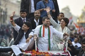 राज बब्बर को जिताने के लिए कांग्रेस हाईकान ने झोंकी ताकत, राहुल, प्रियंका और सिंधिया एक साथ करेंगे यहां जनसभा