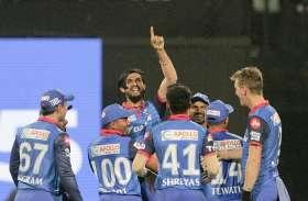 Video: हैदराबाद को हराकर दिल्ली के खिलाड़ियों ने मनाया जश्न, धवन और ईशांत ने किया डांस