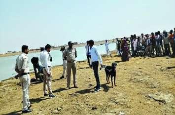 उदयपुर के इस तालाब में डूबने से एक बालिका की मौत, एक माह के दरमियान दूसरी घटना