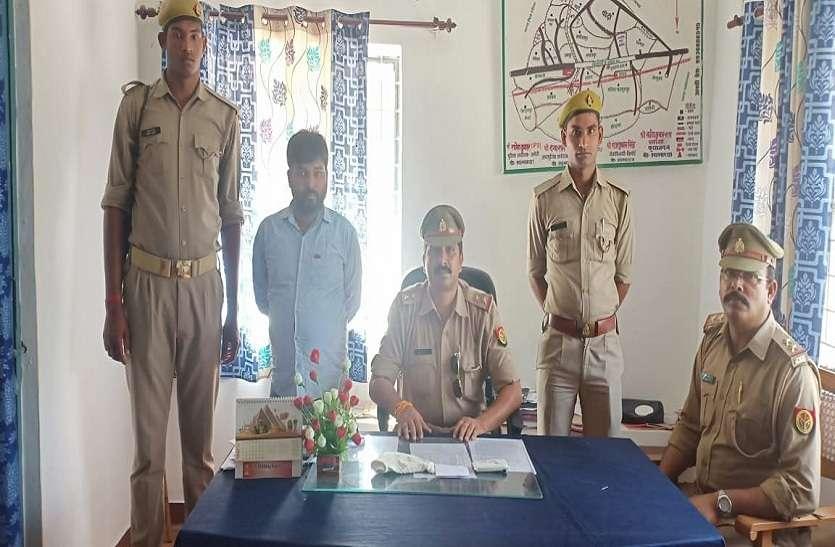 आवास पर बैठे चिकित्सक पर फायरिंग,  35 दिन बाद पुलिस के हत्थे चढ़ा अपराधी