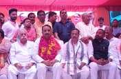 कांग्रेस के गढ़ में भाजपा प्रत्याशी दिनेश सिंह ने भरी हुंकार, बोले रायबरेली से कमल खिलेगा नरेंद्र मोदी प्रधानमंत्री बनेंगे