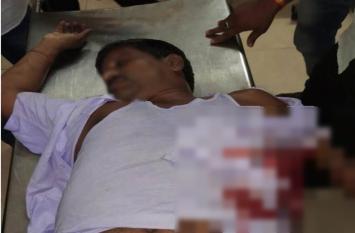 ओडिशा: बीजेपी नेता की गोली मारकर हत्या