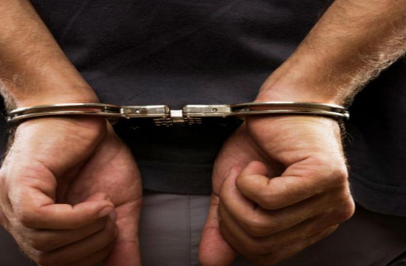 जज के आवास पर दो मंजिल से कूद भागा बलात्कार का आरोपी