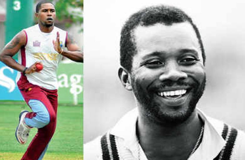 रणवीर की '83' में इस वेस्टइंडीज खिलाडी के रूप में नजर  आएंगे उनके बेटे