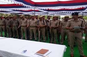 सहारनपुर से 10 बसों में बैठकर रवाना हुए 400 से अधिक पुलिसकर्मी जानिए वजह