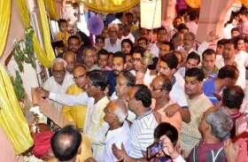 रामनवमी: जन्मोत्सव पर हुई विशेष पूजा, कुंडली का वाचन