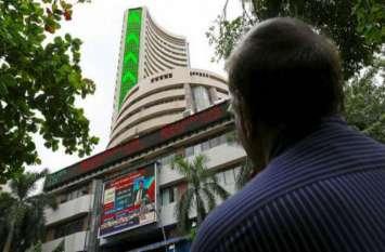Sensex की सपाट शुरूआत, 11667 अंकों पर खुला Nifty, Infosys के शेयर में 4 फीसदी की गिरावट